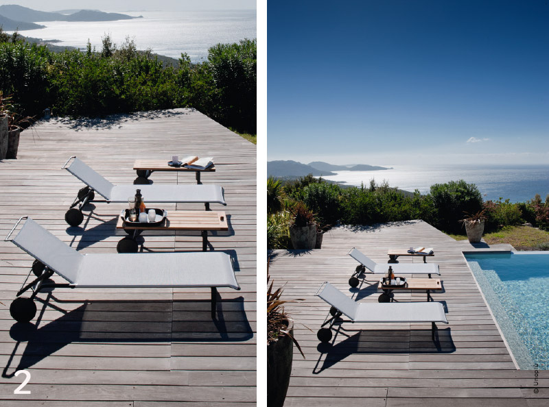 s lection de mobilier de jardin tendance en 2015 traits d 39 co. Black Bedroom Furniture Sets. Home Design Ideas
