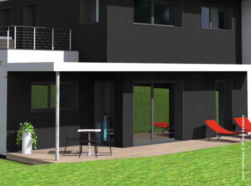 Constructeur de maisons ossature bois seynod annecy d 39 co magazine - Constructeur maison annecy ...