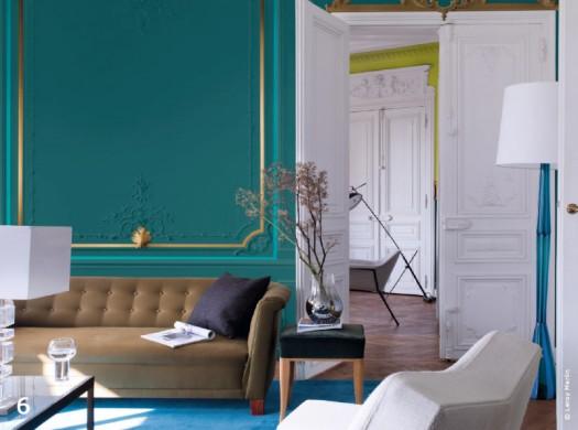 2016 haute en couleurs styl es et textur es traits d for Couleur vert canard peinture