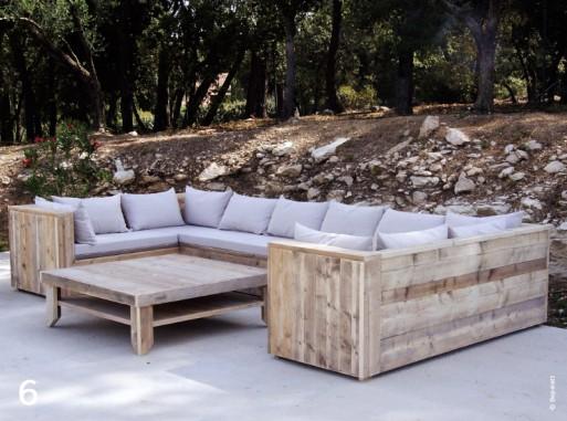 Outdoor mobilier de jardin l me nature traits d 39 co for Meuble artisanal tunisien