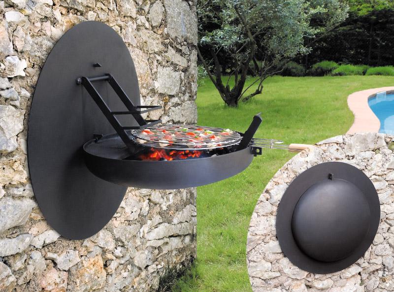 barbecues pourquoi ne pas opter pour un objet tendance. Black Bedroom Furniture Sets. Home Design Ideas