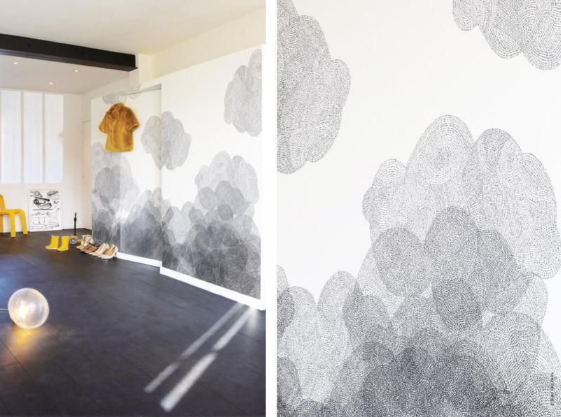papier peint bien fait offre un cocktail vitamin nos murs. Black Bedroom Furniture Sets. Home Design Ideas