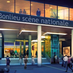 Bonlieu annecy r novation et extension - Bureau information jeunesse annecy ...
