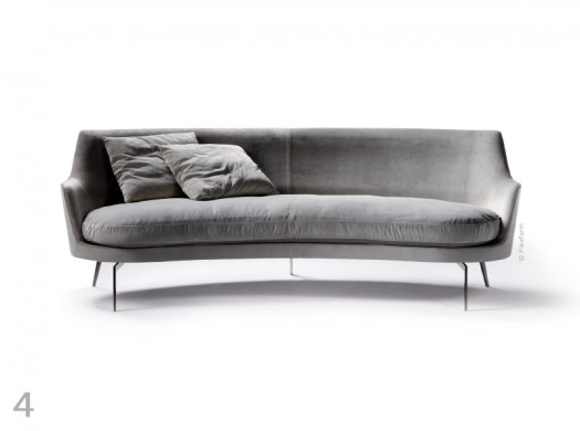 Les plus beaux les plus confortables canap s du moment for Le canape flexform