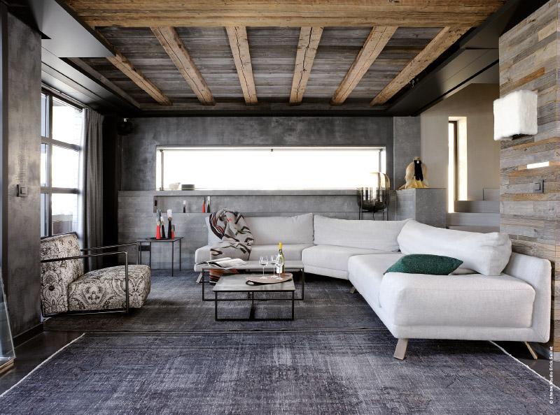 au coeur de l 39 oisan visite priv e du chalet anna traits dco magazine. Black Bedroom Furniture Sets. Home Design Ideas