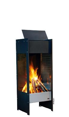 cheminee exterieur amazing cheminee exterieur with cheminee exterieur perfect chemine. Black Bedroom Furniture Sets. Home Design Ideas
