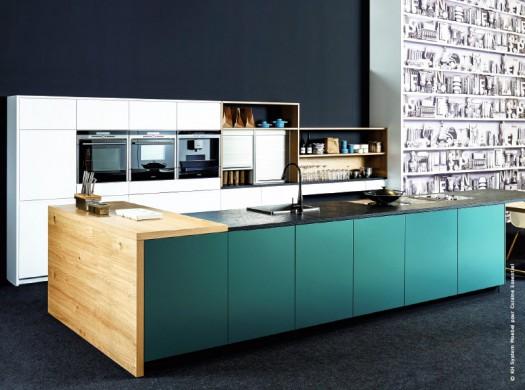Comment s 39 quiper d 39 une cuisine design et fonctionnelle for Cuisine fonctionnelle et ergonomique