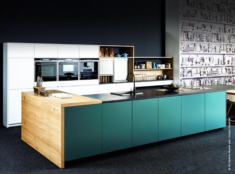 Comment s 39 quiper d 39 une cuisine design et fonctionnelle for Equiper une cuisine