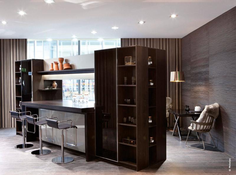 Le top du mobilier de cuisine et des cuisinistes aves for Pub cuisine mobalpa