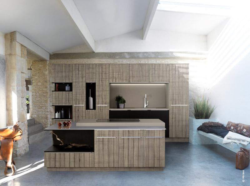 traits d 39 co et les cuisines tendance du moment. Black Bedroom Furniture Sets. Home Design Ideas