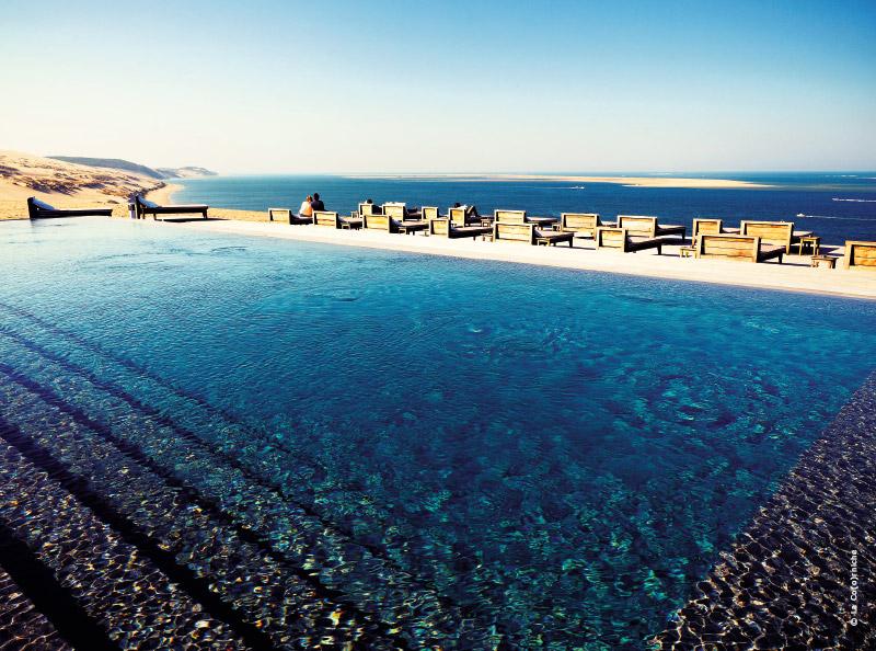 Des lieux sans pareil pour un s jour en bord de mer for Design hotels la