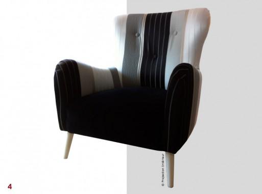 Fauteuil classique vintage ou fantaisie d couvrez la for Interieur design epagny