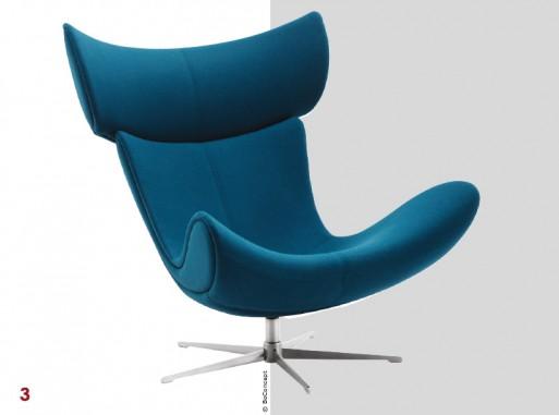 Mobilier les fauteuils contemporains les plus tendance for Interieur design epagny