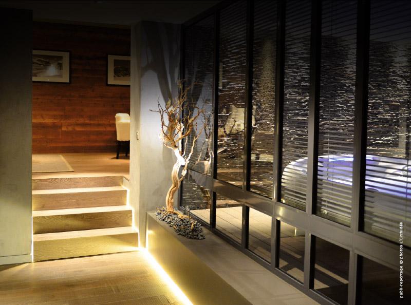 l orchid e une chambre d 39 h tes avec vue sur le lac pr s d 39 annecy. Black Bedroom Furniture Sets. Home Design Ideas
