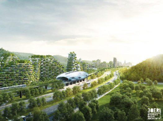 Liuzhou première ville-forêt