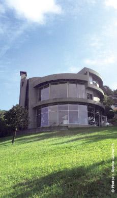 Maison ronde de Limonest