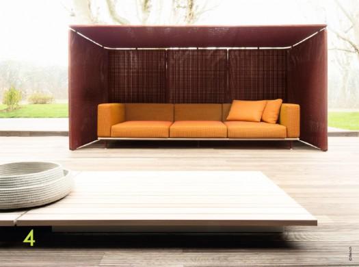 Salon de jardin mobilier ext rieur ce qui cartonne - Mobilier jardin blanc saint etienne ...