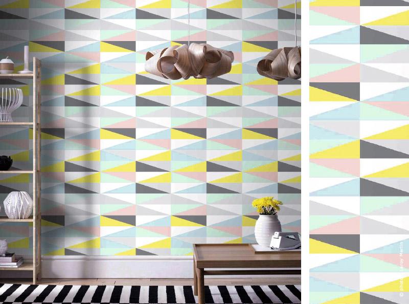 papier peint la nouvelle g n ration nous scotche. Black Bedroom Furniture Sets. Home Design Ideas