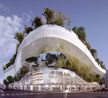 Projet Mille arbres paris