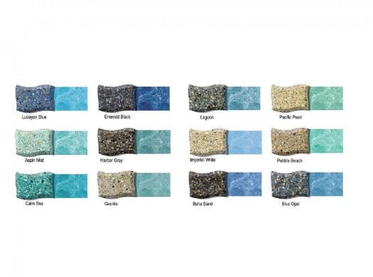 Rev tement de piscine de nouvelles tendances for Choisir couleur liner piscine