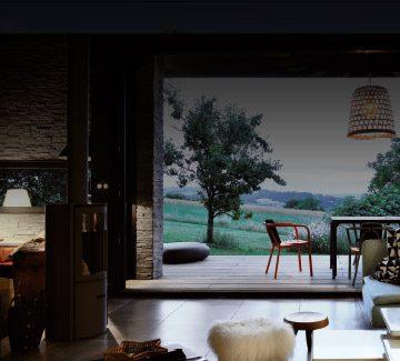 Rhône maison d'architecte