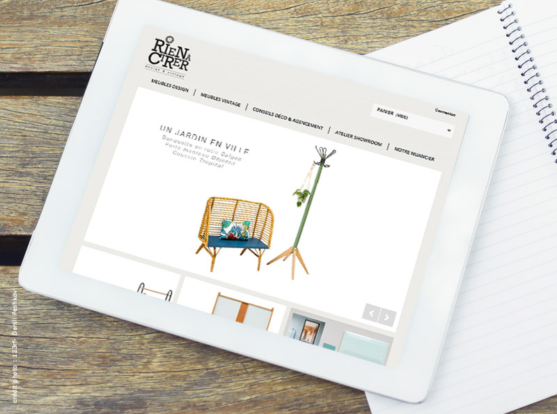 d co d 39 int rieur les meilleurs e shop vintage de la toile. Black Bedroom Furniture Sets. Home Design Ideas