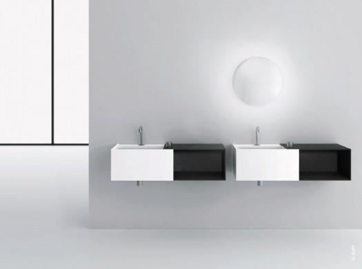 Tendance lavabo vasque mitigeur design traits d 39 co for Boffi salle de bain