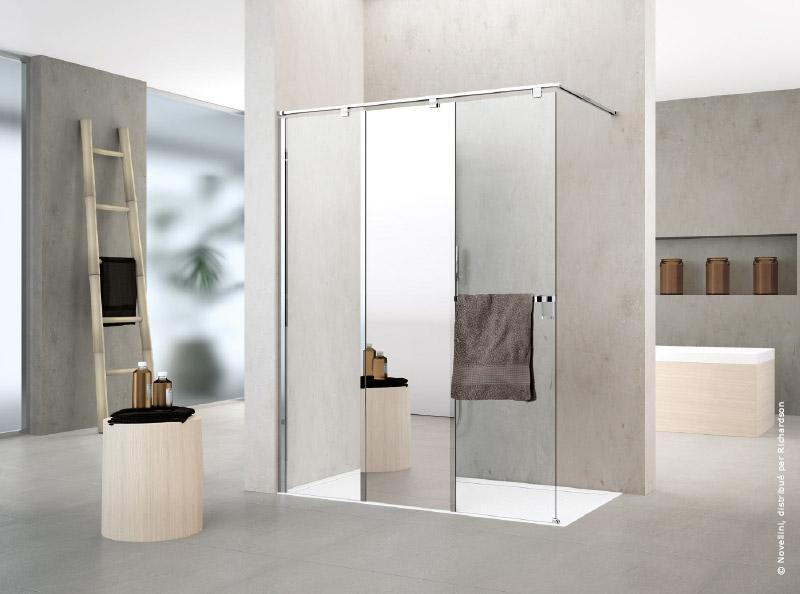 Tendances et nouveaut s douche et jacuzzi traits d 39 co - Richardson salle de bains ...