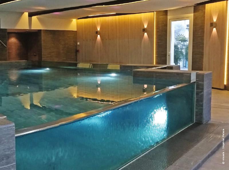 Spa de luxe annecy voyage sensoriel l imp rial for Piscine spa annecy