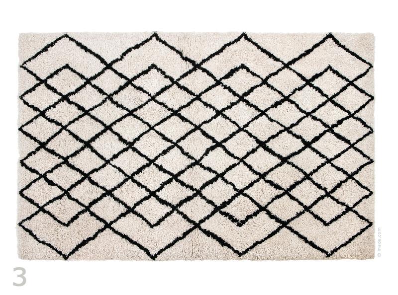 tapis design l l gance nos pieds pour personnaliser son int rieur. Black Bedroom Furniture Sets. Home Design Ideas