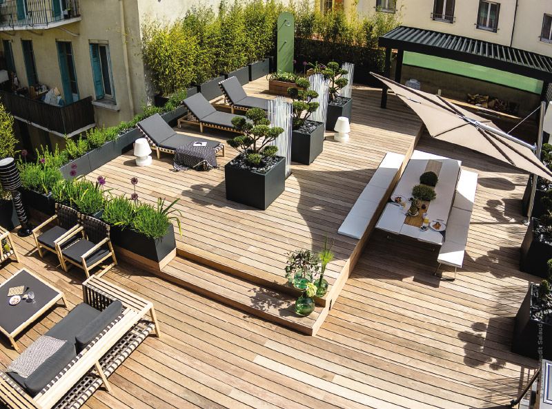 Awesome Agencement Terrasse Images - Design Trends 2017 - shopmakers.us