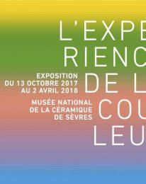exposition expérience de la couleur Sèvres