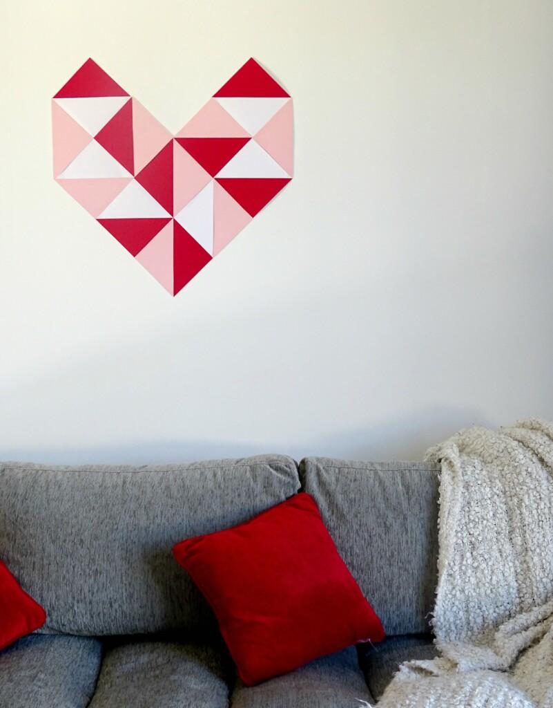 DIY Saint-Valentin : des idées déco et cadeaux