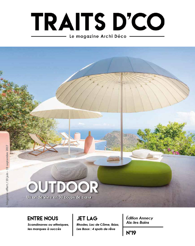 magazine d coration archi design traits d 39 co annecy aix les bains n 19. Black Bedroom Furniture Sets. Home Design Ideas