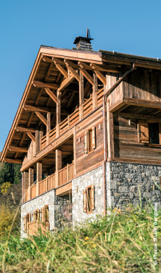ferme juliette grand bornand