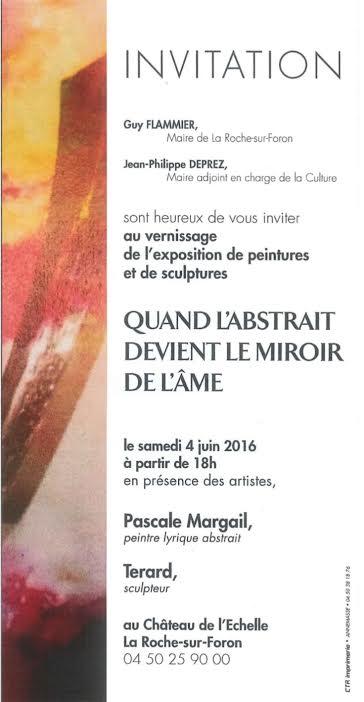 Quand l 39 abstrait devient le miroir de l me juin 2016 for Le miroir de l ame