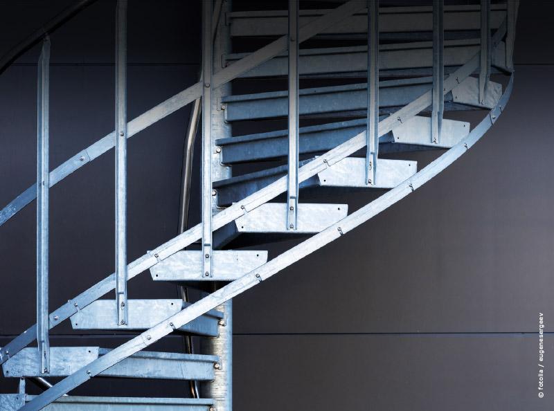 tendance et d coration l 39 escalier l ment incontournable. Black Bedroom Furniture Sets. Home Design Ideas