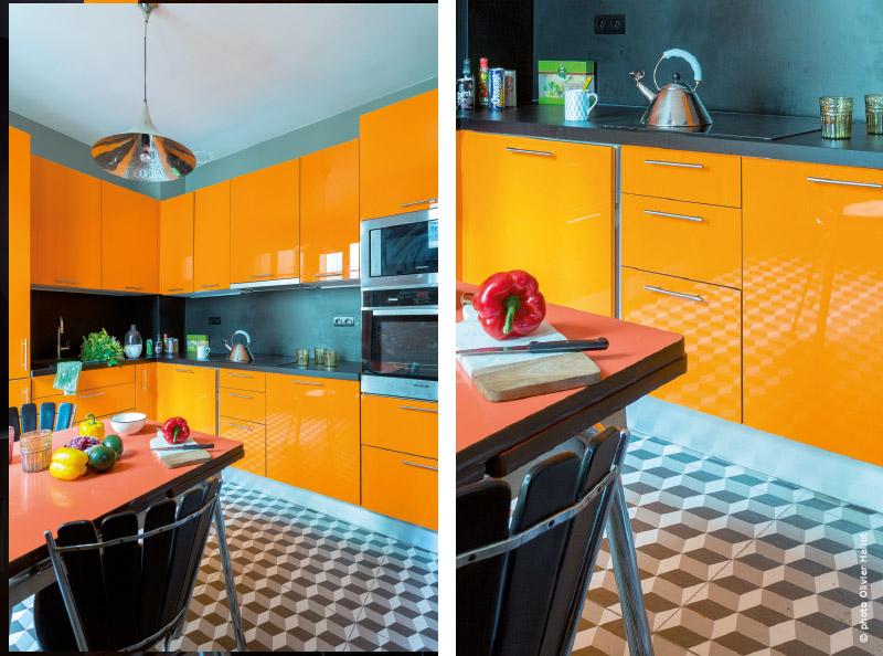 petit appartement design paris d233coration vintage