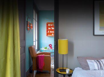 petit appartement vintage paris