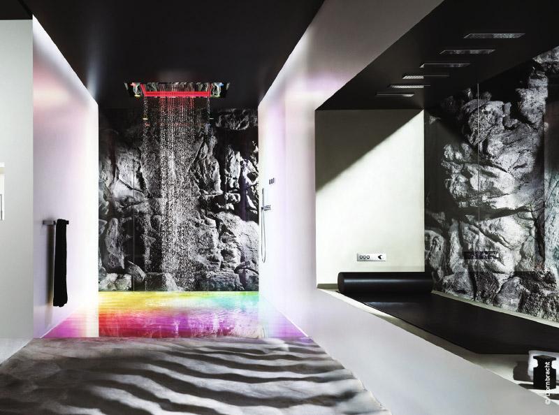 Confort Hightech à Lextrême Dans La Salle De Bains TRAITS DCO - Salle de bain high tech