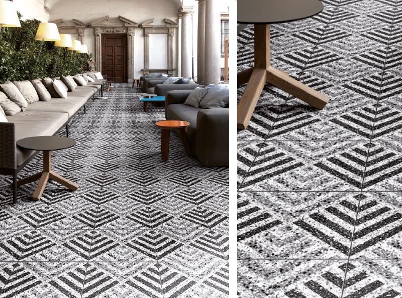 le retour du terrazzo traits d 39 co magazine. Black Bedroom Furniture Sets. Home Design Ideas