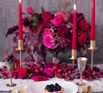 idées décoration Saint-Valentin