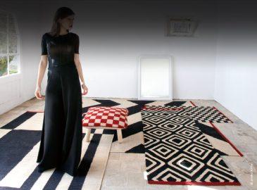 Tapis kilim authentique
