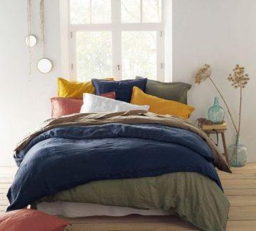 La parure de lit en lin