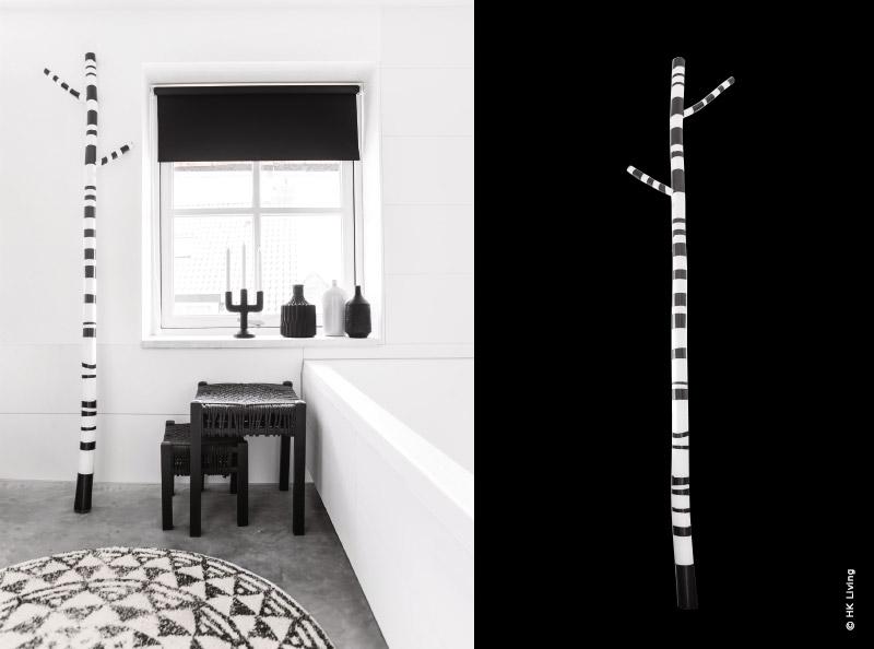 jouer le contraste d coration noir et blanc traits d 39 co magazine. Black Bedroom Furniture Sets. Home Design Ideas