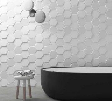 De la 3D dans votre salle de bain