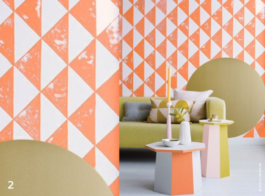 2-Décoration - Peinture : couleurs et textures-Dulux-Valentine
