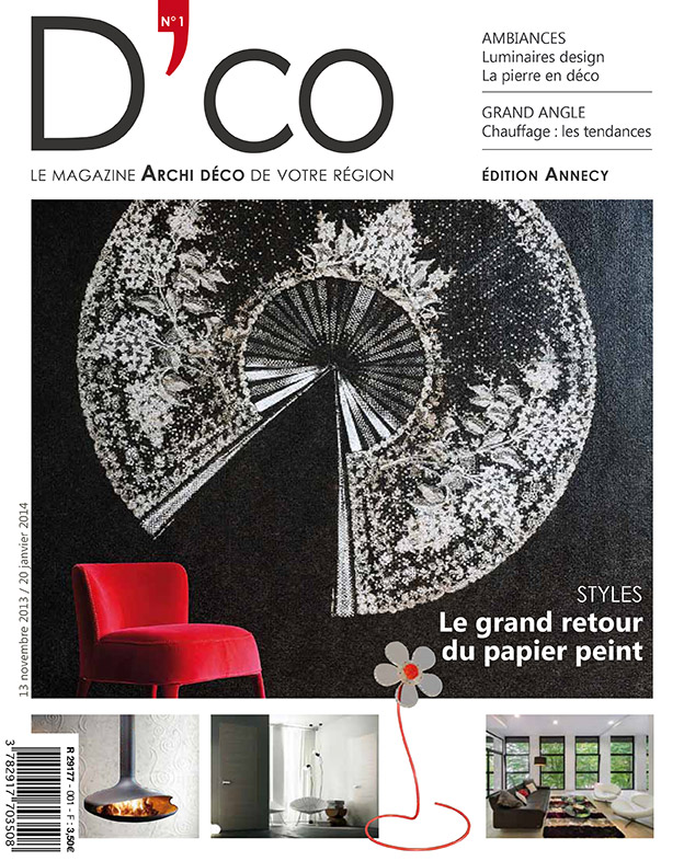 traits dco magazine n 1 novembre 2013 traits d 39 co magazine. Black Bedroom Furniture Sets. Home Design Ideas