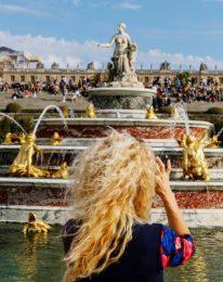 Versailles : visible / invisible