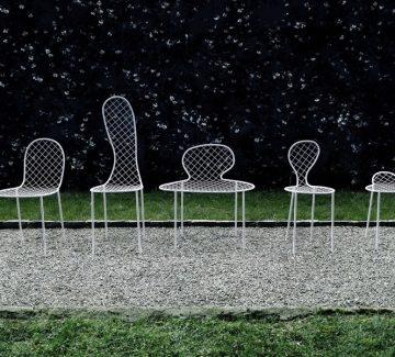 Junya Ishigami et ses drôles de chaises